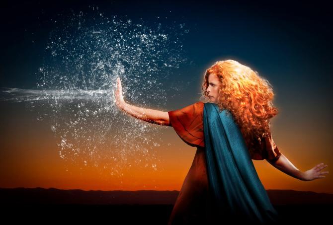 Combattre l'eau par le feu