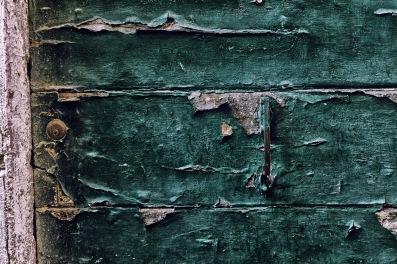 Verte porte
